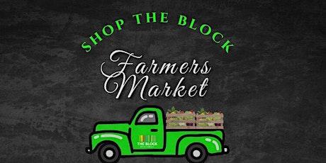Block Farmer's Market tickets