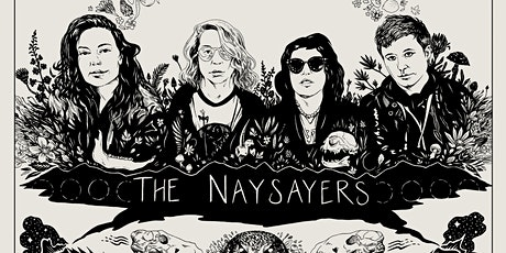 The Naysayers Album Release Party tickets