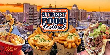 Baltimore Street Food Festival tickets