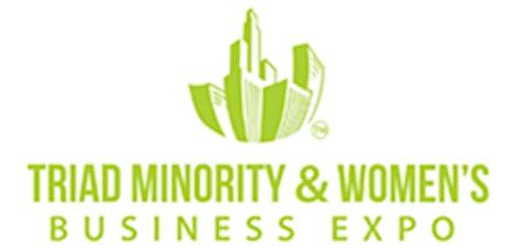 Triad Minority & Women's Business Expo Virtual Awards Ceremony 2021 tickets