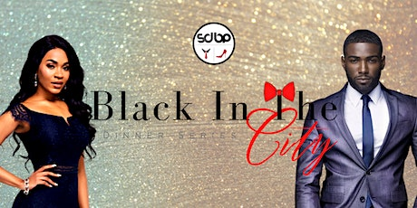 Black In The City 1: Ruth's Chris Steakhouse tickets