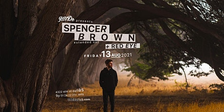 Spencer Brown at It'll Do Club tickets