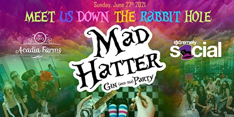 Mad Hatter Gin & Tea Party tickets