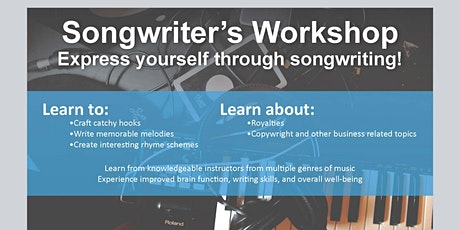 Songwriters Workshop Series tickets