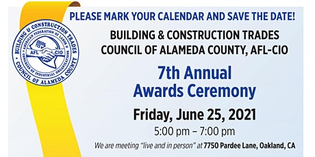 7th Annual BCTC Awards Ceremony tickets