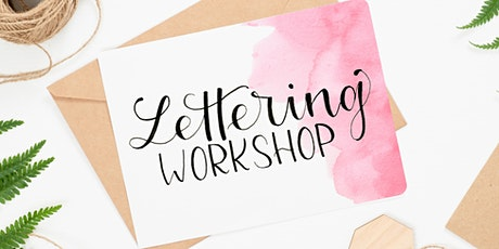 Workshop Handlettering & Brushlettering / Weihnachten / Frankfurt Tickets