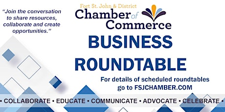 Business Roundtable - TC Energy tickets