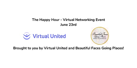 The Worldwide Happy Hour - Virtual Networking Event tickets