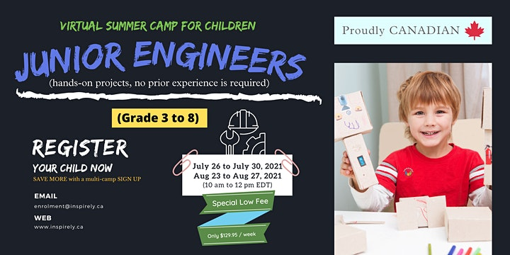Virtual Summer Camp   3D Animation with Coding   For Children in grade 3-6 image