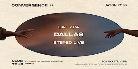 Jason Ross - Stereo Live Dallas tickets