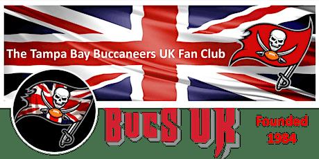 BucsUK  2021 Summer Social -Cancelled tickets