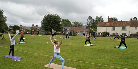 Yoga at Castle Green tickets