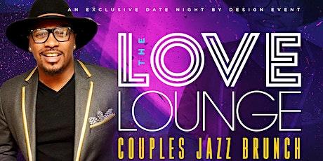 Couple's Jazz Brunch tickets