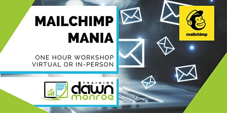 MailChimp Mania tickets