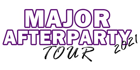 """LUXE NITECLUB PRESENTS """"MAJOR AFTERPARTY TOUR""""  VOL. 1 OMAHA, NE tickets"""