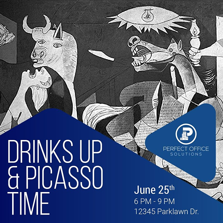 Drinks Up & Picasso Time image