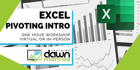 Excel Pivoting Intro tickets