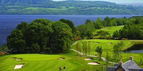The Scottish Legends Football Charity Golf Day & Dinner tickets