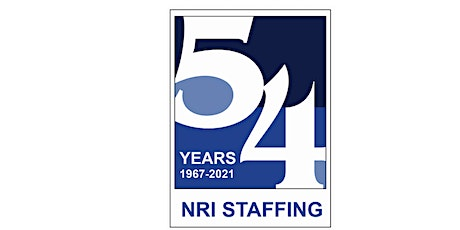 Schedule Your Back to Work DC Interview with NRI Staffing Resources tickets