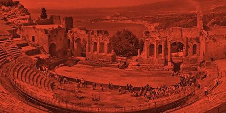 La voce della giovane poesia in Sicilia biglietti