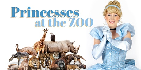 Greenville Princesses at the Zoo tickets