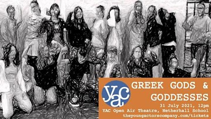 Greek Gods and Goddesses image