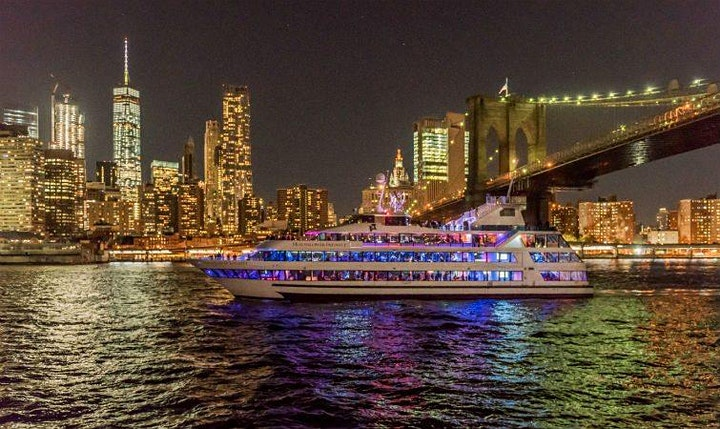 Colombian Independence Day NYC Cruise Boat Party - Tickets Running LOW image