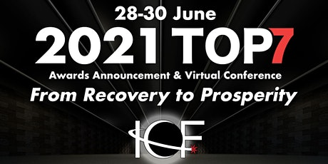 2021 Top7 Virtual Conference and Announcement tickets