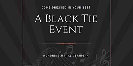 Honoring Mr. Al Jernigan tickets