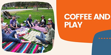 Parent Masculinities: Coffee and Play tickets