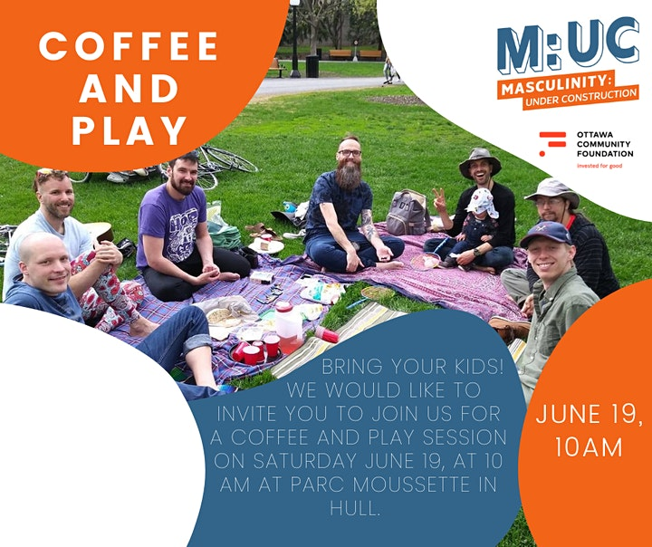 Parent Masculinities: Coffee and Play image