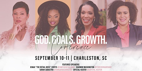 God, Goals, Growth Conference tickets