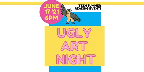 TeenSRP: Ugly Art Night tickets
