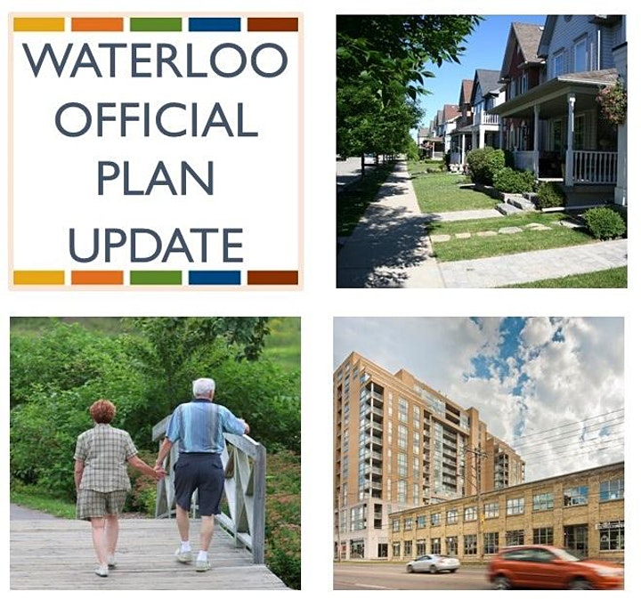 City of Waterloo Official Plan Review - Public Open House image