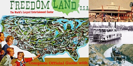 """'Freedomland USA: The Bronx's Long-Lost """"Disneyland of the East""""' Webinar tickets"""
