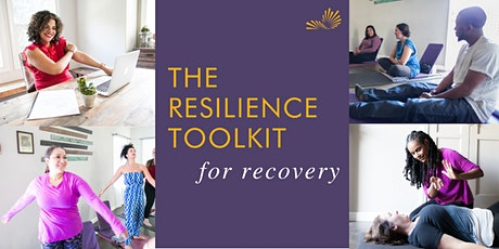 Toolkit for Recovery - Online | 6:30pm PDT tickets