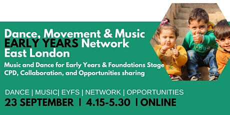 Dance, Movement and Music for Early Years tickets