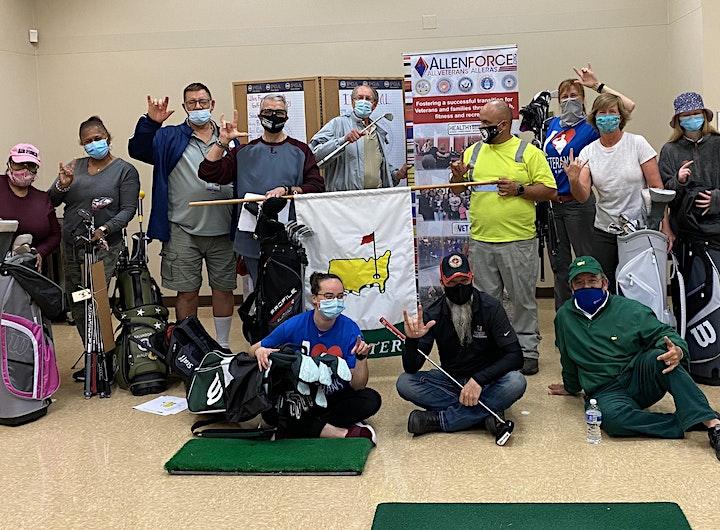 Veteran Golf Workshops image