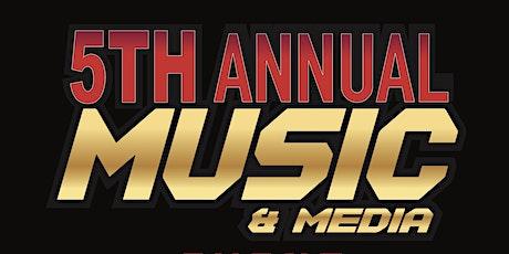 5th Annual Music N' Media Event -L.A- tickets