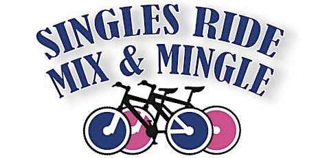 Singles Ride Mix & Mingle tickets