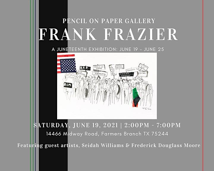 Frank Frazier Juneteenth Art Exhibition image