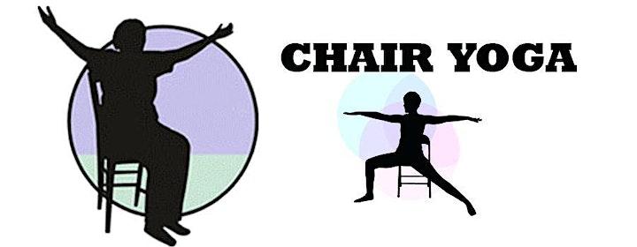 VON: Mindful Mondays - Caregiver Chair Yoga & Meditation image