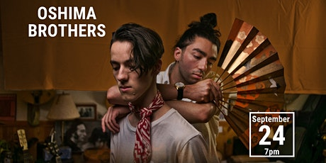 Summer 2021 Outdoor Concert Series Featuring: Oshima Brothers tickets