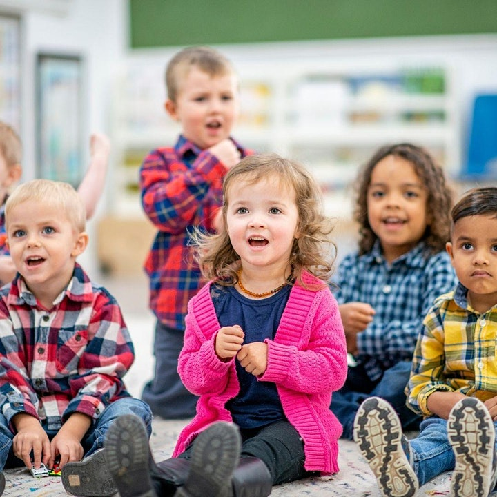 Dance, Movement and Music for Early Years image