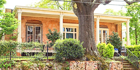 L.P. Grant Mansion: Tour the Headquarters of the ATL Preservation Center tickets