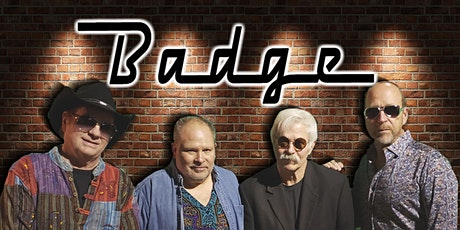Badge - '60s-'70s Rock Tribute Band tickets