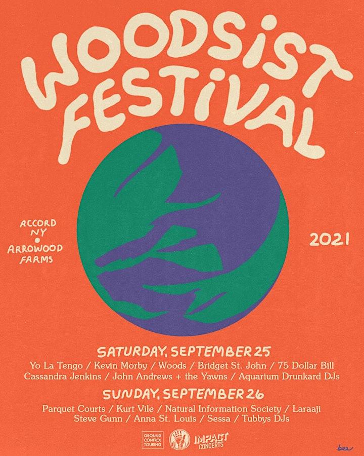Woodsist Festival 2021 image