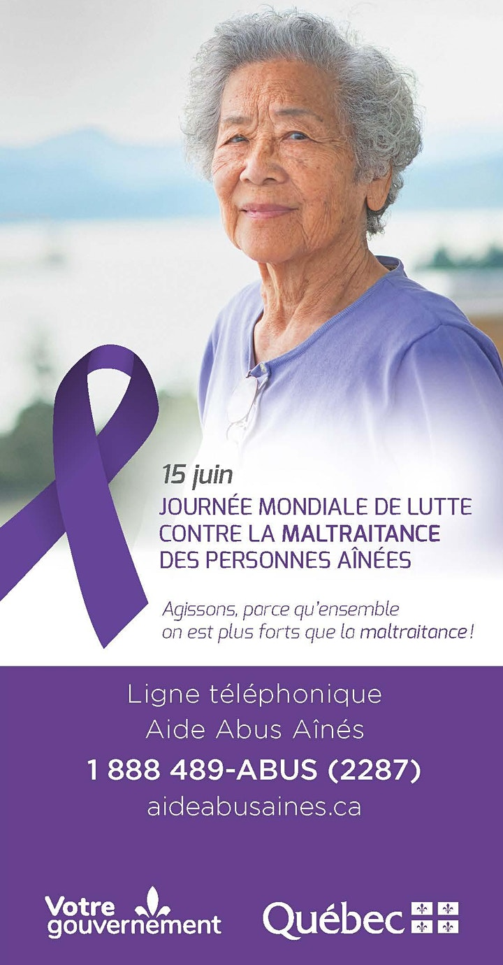 Image de Laval en marche pour la bientraitance des personnes aînées