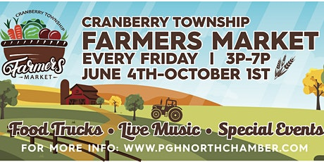 Cranberry Twp. Farmers Market tickets
