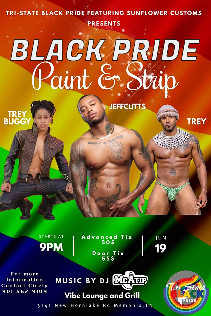 TRI-State Black Pride Paint and Strip image